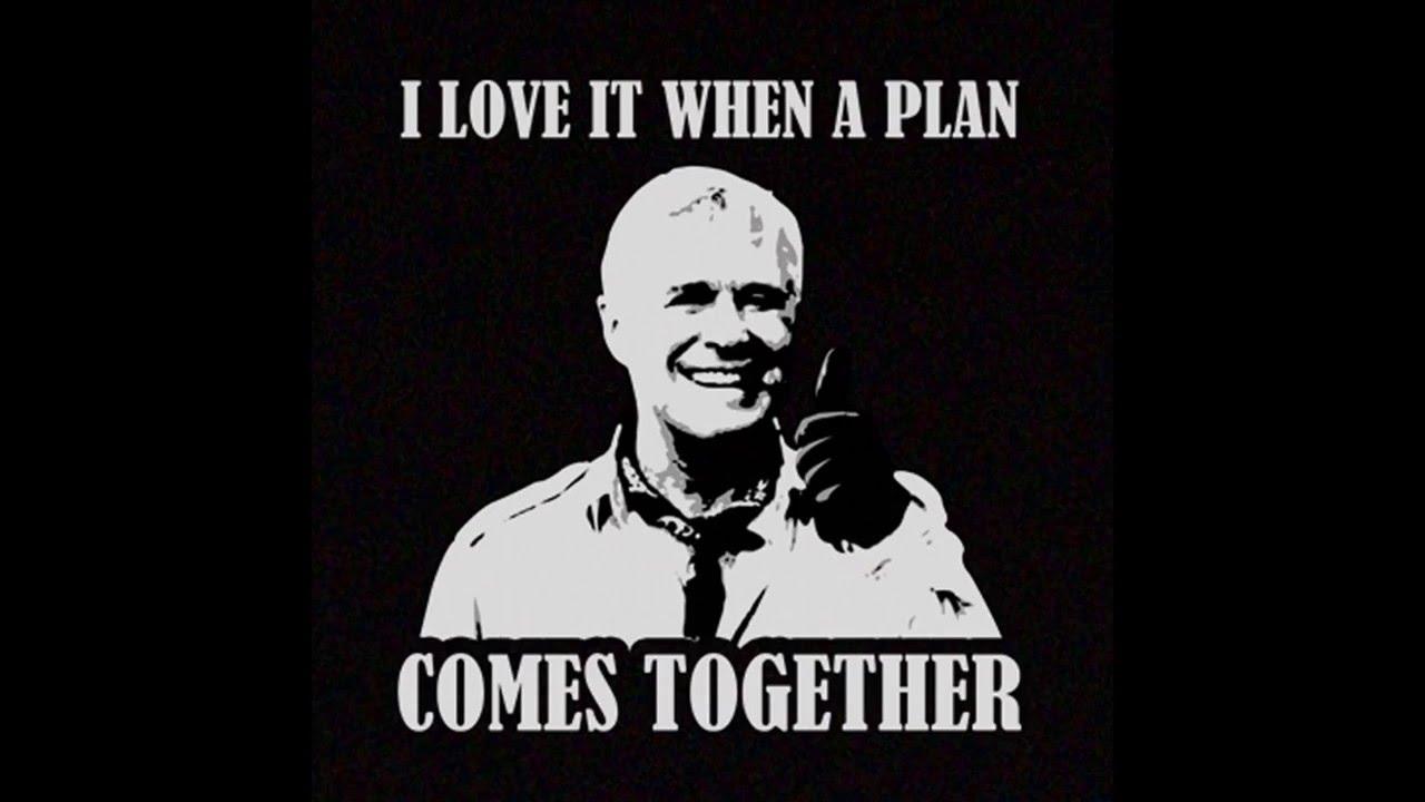 A-Team, A Plan!
