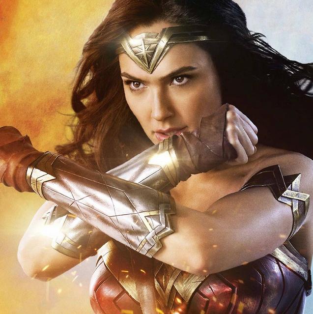 xxxix. Wonder Woman